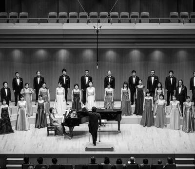 合唱:東京混声合唱団