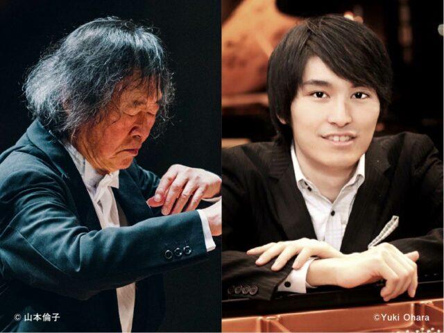日本フィル/小林研一郎(指揮)/實川風(ピアノ)