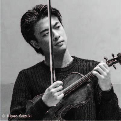 ヴァイオリン:郷古廉*